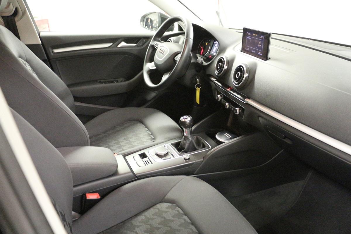 a3 sportback 110cv gps radars bt r g clim auto. Black Bedroom Furniture Sets. Home Design Ideas